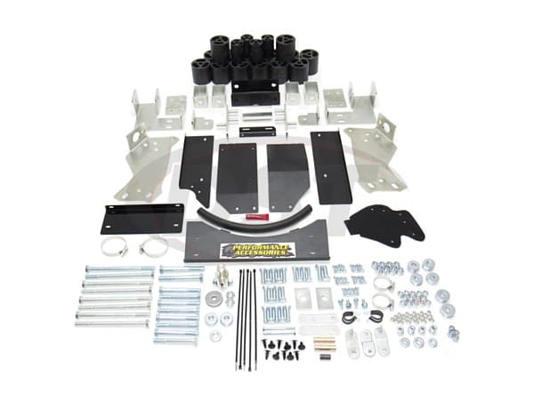 pa10123 Body Lift Kit - 3 Inch Lift