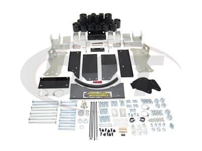 Performance Accessories Lift Kits for Silverado 2500 HD, Sierra 2500 HD