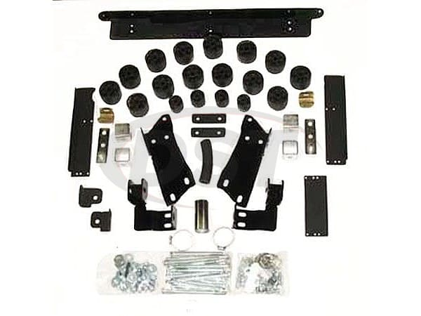 pa10132 Body Lift Kit - 2 Inch Lift