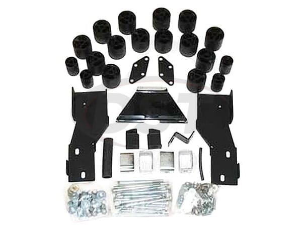 pa10153 Body Lift Kit - 3 Inch Lift