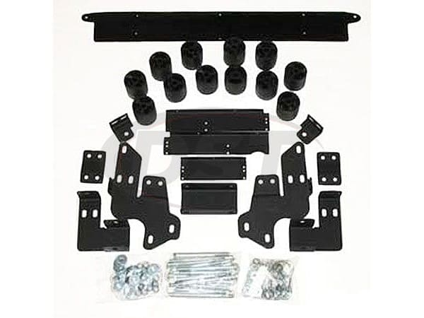 pa10173 Body Lift Kit - 3 Inch Lift
