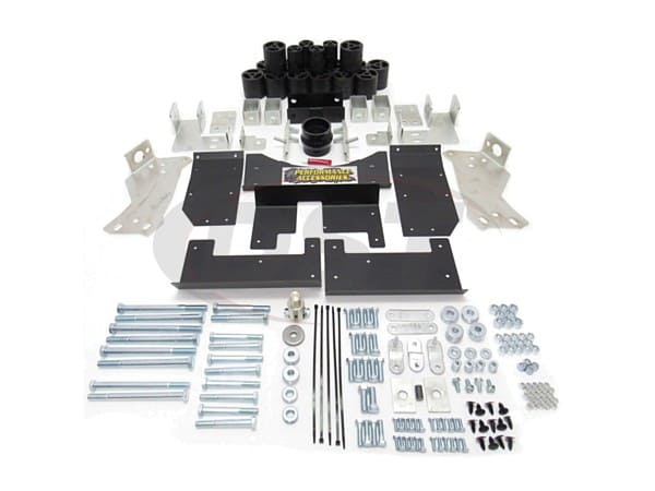 pa10203 Body Lift Kit - 3 Inch Lift