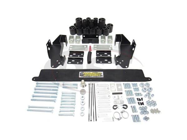 pa10243 Body Lift Kit - 3 Inch Lift