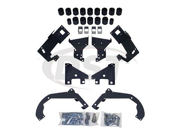 pa10293 Body Lift Kit - 3 Inch Lift
