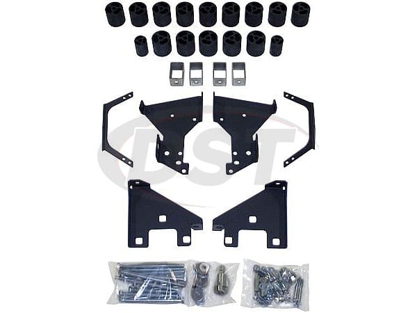 pa10303 Body Lift Kit - 3 Inch Lift