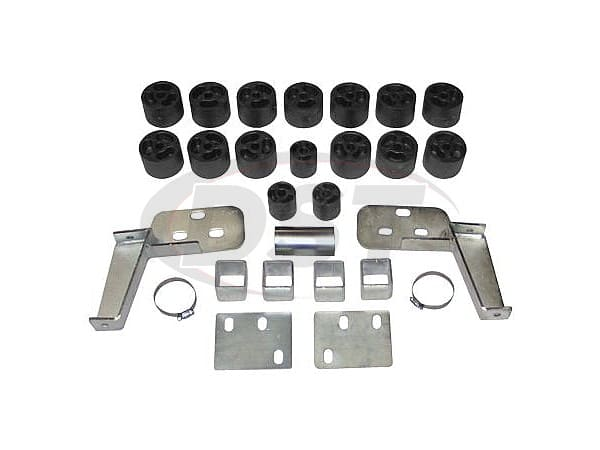 pa112 Body Lift Kit - 2 Inch Lift