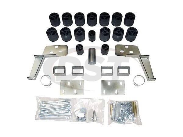 pa113 Body Lift Kit - 3 Inch Lift