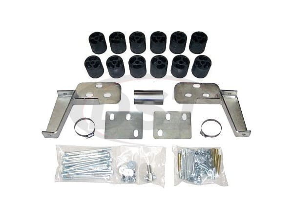 pa123 Body Lift Kit - 3 Inch Lift