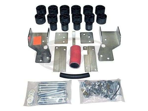 Body Lift Kit - 2 Inch Lift