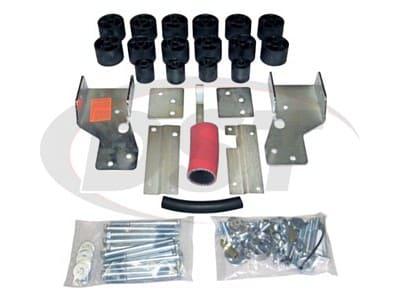 Performance Accessories Lift Kits for Blazer, Jimmy