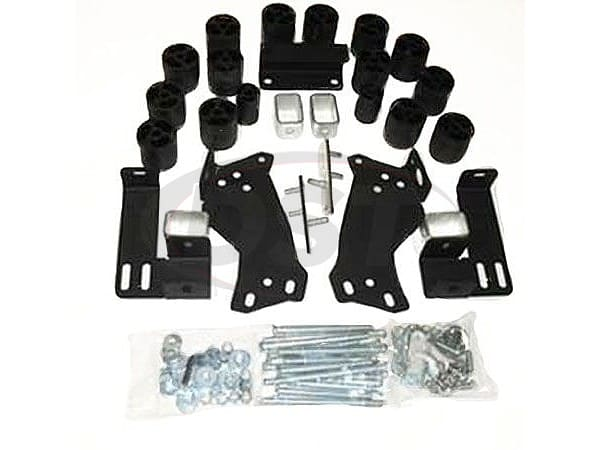 pa183 Body Lift Kit - 3 Inch Lift