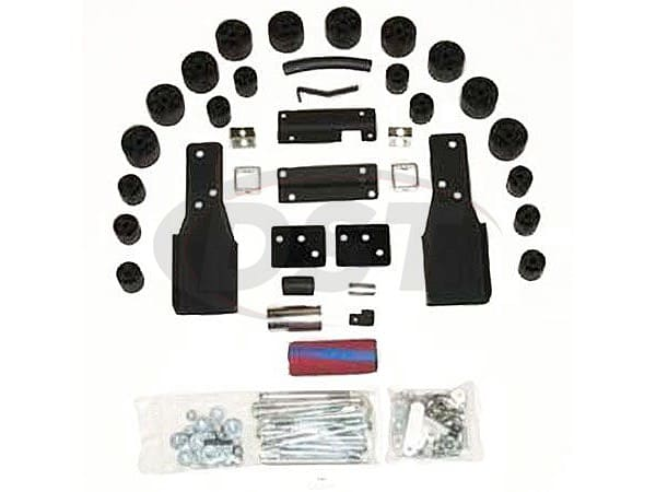 pa192 Body Lift Kit - 2 Inch Lift