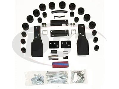 Performance Accessories Lift Kits for S10, Sonoma