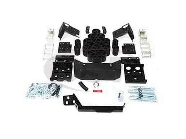 pa40053 Body Lift Kit - 3 Inch Lift