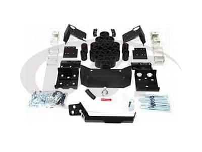 Performance Accessories Lift Kits for Titan