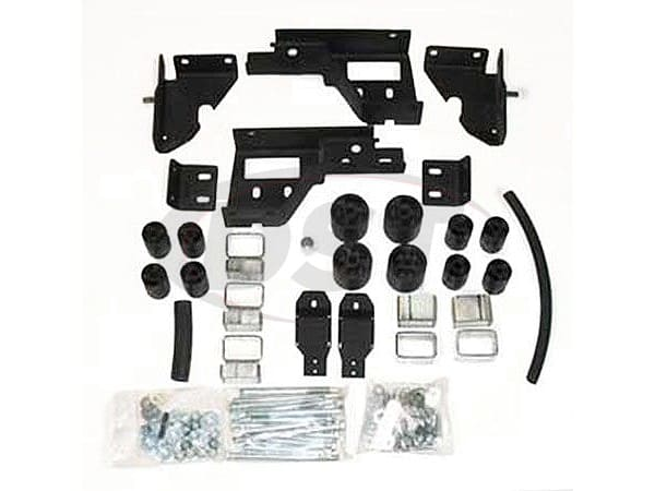 pa40083 Body Lift Kit - 3 Inch Lift