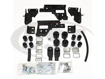 Performance Accessories Lift Kits for Frontier