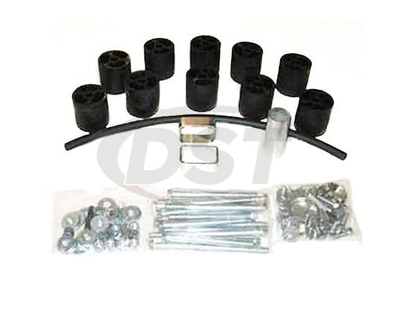 pa4053 Body Lift Kit - 3 Inch Lift - Manual Transmission