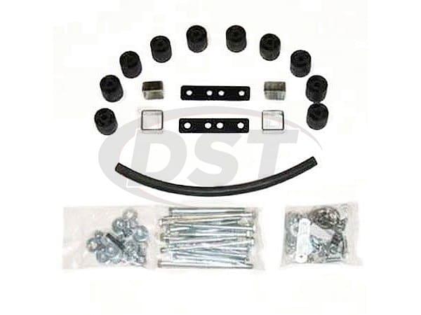 pa5082 Body Lift Kit - 2 Inch Lift