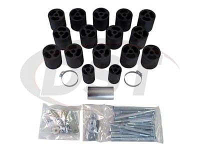 Performance Accessories Lift Kits for S10 Blazer, S15 Jimmy