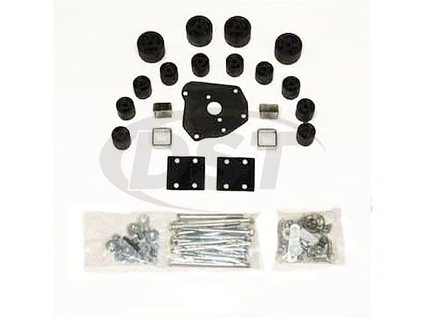 pa5502m Body Lift Kit - 2 Inch Lift