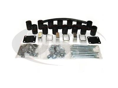Performance Accessories Lift Kits for T100