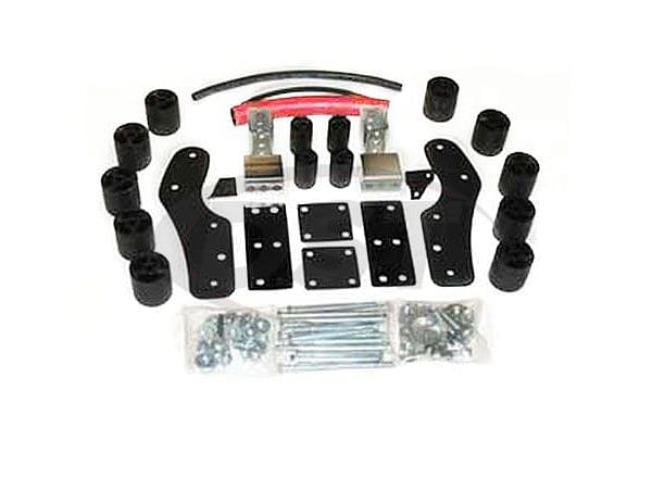 pa5563 Body Lift Kit - 3 Inch Lift