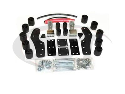Performance Accessories Lift Kits for Tundra