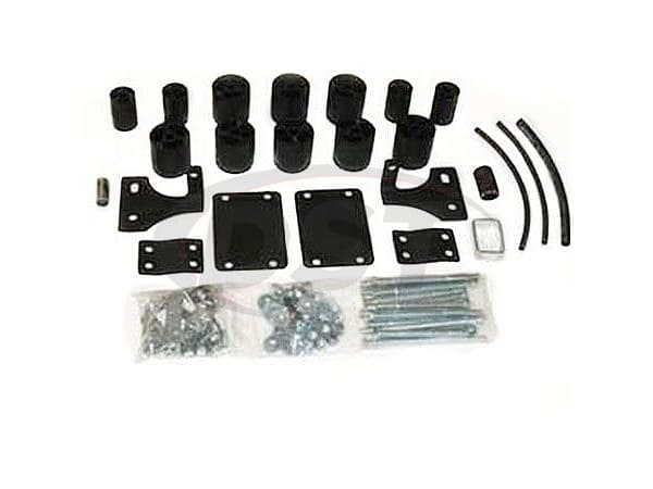 pa5593 Body Lift Kit - 3 Inch Lift