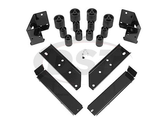 pa5603 Body Lift Kit - 3 Inch Lift