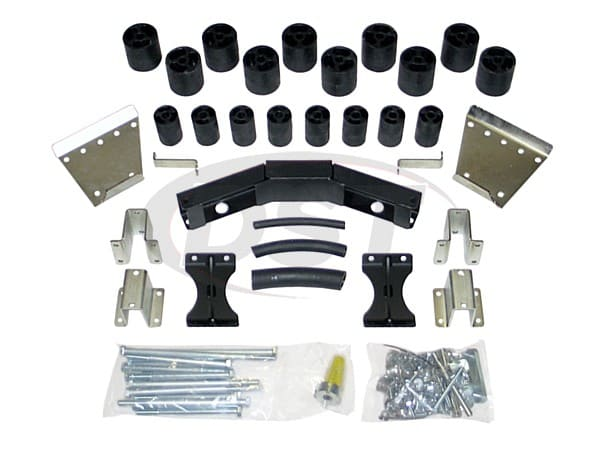 pa5643 Body Lift Kit - 3 Inch Lift