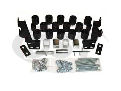 Performance Accessories Lift Kits for Ram 1500, Ram 2500, Ram 3500