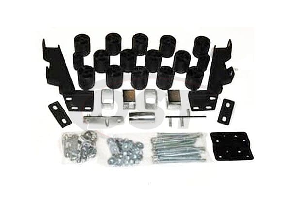 pa60063 Body Lift Kit - 3 Inch Lift - Sport