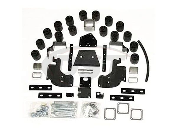 pa60143 Body Lift Kit - 3 Inch Lift