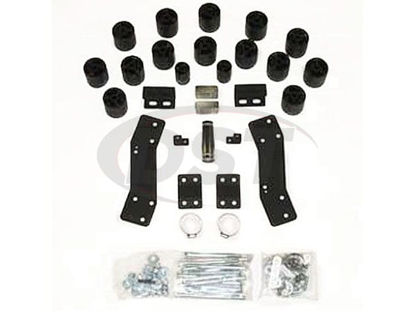 pa60153 Body Lift Kit - 3 Inch Lift