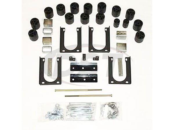 pa60163 Body Lift Kit - 3 Inch Lift