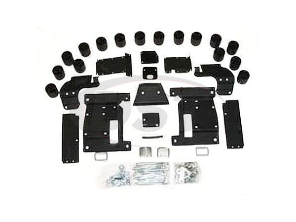 pa60173 Body Lift Kit - 3 Inch Lift
