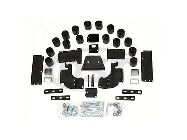 pa60183 Body Lift Kit - 3 Inch Lift