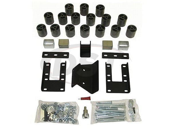 pa60203 Body Lift Kit - 3 Inch Lift