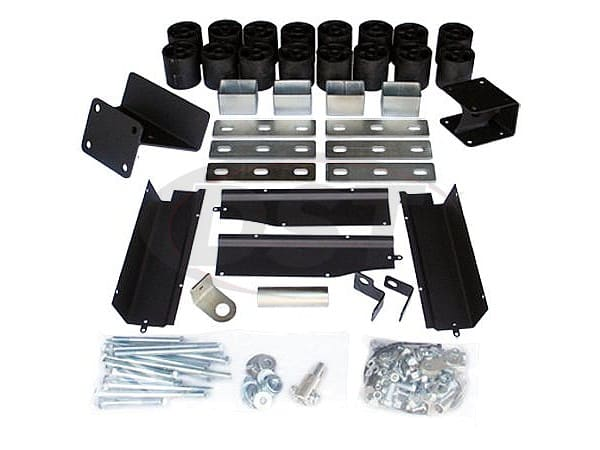 pa60233 Body Lift Kit - 3 Inch Lift