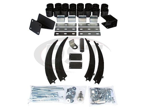 pa60243 Body Lift Kit - 3 Inch Lift