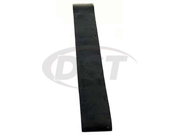 pa6522 Gap Guard - Rear Bumper