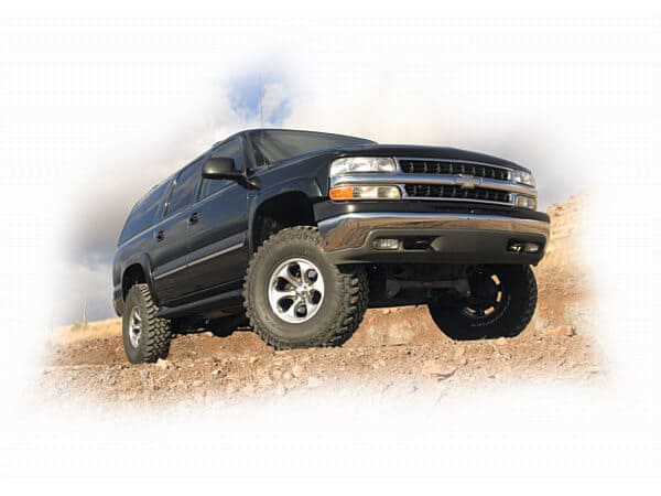 pa653 Body Lift Kit - 3 Inch Lift
