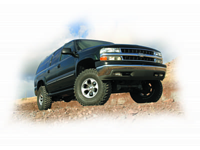 Performance Accessories Lift Kits for W100