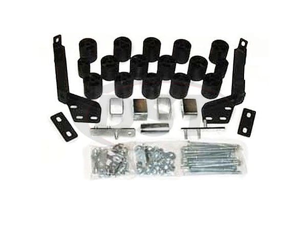 pa673 Body Lift Kit - 3 Inch Lift
