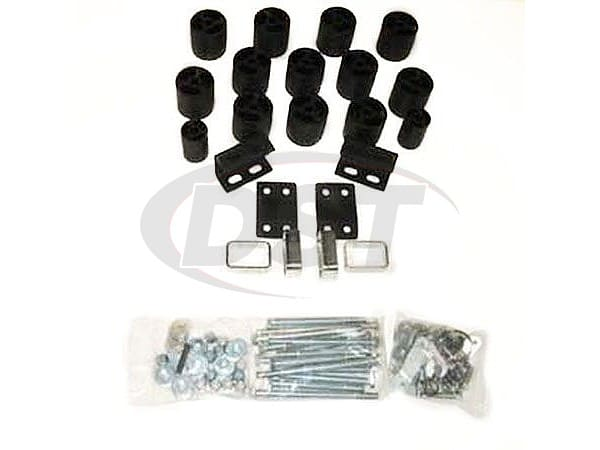 pa693 Body Lift Kit - 3 Inch Lift