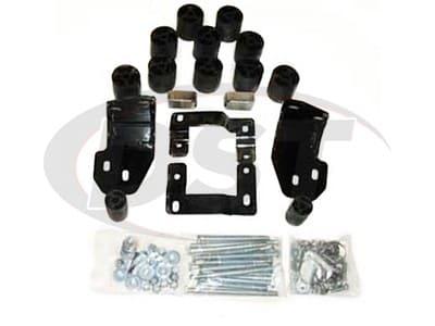 Performance Accessories Lift Kits for Explorer Sport Trac