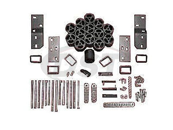 pa7003 Body Lift Kit - 3 Inch Lift