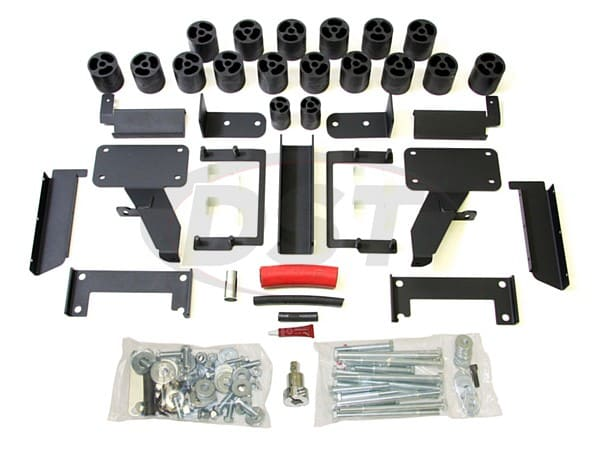 pa70093 Body Lift Kit - 3 Inch Lift - 5.0L/5.4L V8