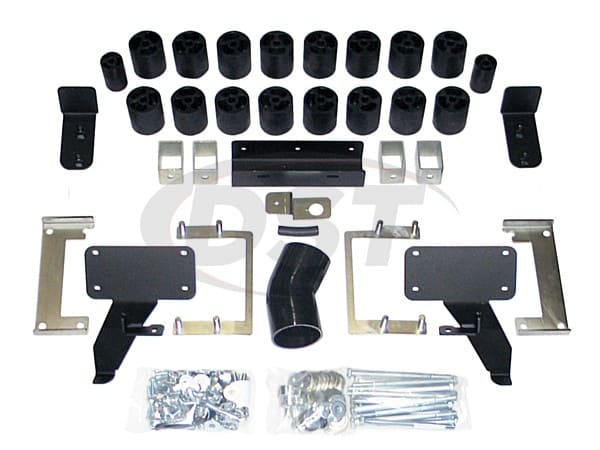 Body Lift Kit - 3 Inch Lift - EcoBoost V6 Engines Only